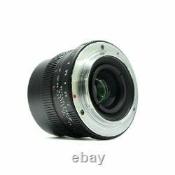 7 Artisans 35mm F2.0 Single Focus Length Manual E Mount Prime Lens For Sony