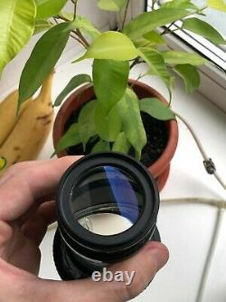 Anamorphic 2x modified single focus lens (bell&howell)