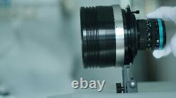 Anamorphic lens Isco Single Focus 1.33x mod-0.89m-INF BMPCC6K EF Canon50F1.4 ffg