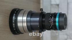 Anamorphic lens Single Focus 1.5x focus0.92m-INF Rehoused CANON EF Canon50F1.4