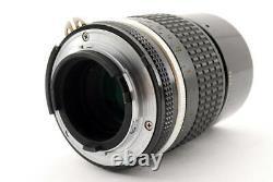 Beautiful appearance bright single focus lens Nikon Nikon Ai-s Nikkor 135mm F2