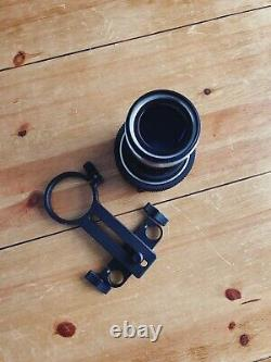 Bell and Howell 2x Anamorphic Lens Single Focus Inbuilt with Gears