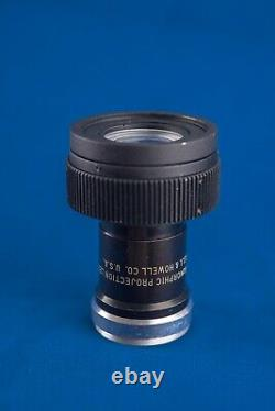 Bell and Howell Anamorphic Lens Single Focus Inbuilt with Gears