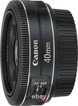 CANON single focus lens EF40mm F2.8 STM full size compatible EMS with Tracking NEW