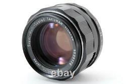 Camera Lens PENTAX Super Multi Coated Takumar 50mm F1.4 M42 Rare Japan OTE436