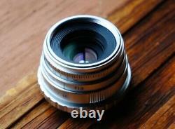 Camera Lens Single Focus 25mm F1.8 For Fujifilm X Limited Japan OTE065