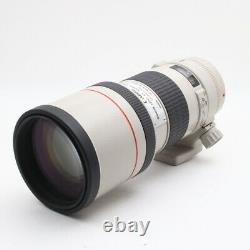 Canon EF 300mm F4L USM