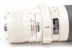 Canon EF 400mm F/5.6L USM Single focus Supertelephoto lens FedEX Used