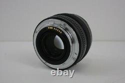 Canon EF 50mm f1.4 USM Standard Single Focus Prime Lens withHood Mint From JAPAN