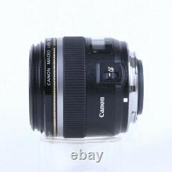 Canon EF-S60mm F2.8 Macro Single Focus Macro Lens for USM For EOS NEW Japan