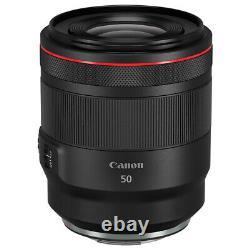Canon single focus standard lens RF50mm F1.2L USM