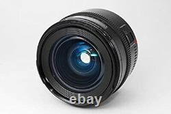 Canon single focus wide-angle lens EF 24mm F/2.8 full size compatible from Japan