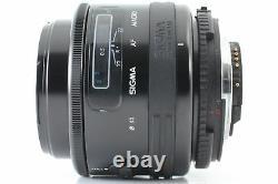 Exc+5 SIGMA AF MACRO 90mm F/2.8 Single Focus for Nikon Camera Lens JAPAN#440