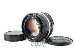 Excellent+++Nikon Ai-s NIKKOR 50mm f/1.4 #013 From Japan