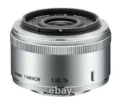 Focus lens 1 NIKKOR 18.5mm f1.8 Nikon CX format 1N 18.5 1.8SL Single/Nikon