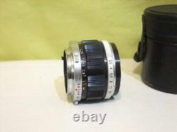 For Olympus Pen F G. Zuiko Auto-W 20mm F3.5 Wide-angle single focus lens OLYMPUS