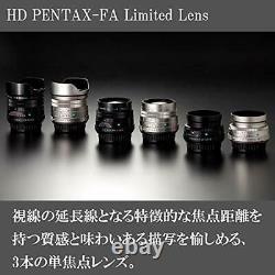 HD PENTAX-FA 43mmF1.9 Limited Standard Single Focus Lens K Mount Black 20150