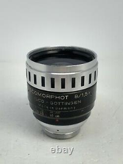 Iscomorphot 8/1.5x single focus anamorphic adapter