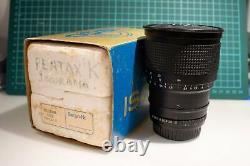 Iscorama 2003 1.5x anamorphic single focus monobloc lens (Pentax 50mm f/1.7)