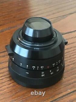 Iscorama Pre-36 1.5x Anamorphic Lens MINT light Single focus adapter