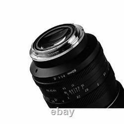 KAMLAN Interchangeable Single Focus Lens 50mm F1.1II FUJIFILM X Mount APS-C