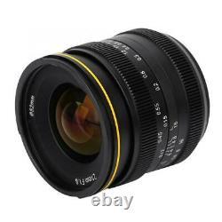 KamLan 21mm F1.8 Manual Single Focus Prime Lens E Mount For Sony A6000 A6500 A7