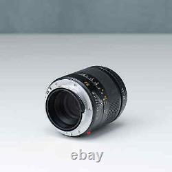 Leica SUMMARIT-M 75mm F2.5 Lens with hood in box