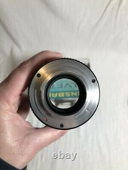 Lensbaby Velvet 56 Black For Nikon F Mount PERFECT