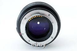MINOLTA AF 85mm F1.4 G (D) LIMITED Single focus medium telephoto lens 700 limite