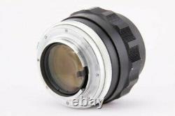 MINOLTA MC-ROKKOR-PG 58mm F1.2 Minolta Used single focus lens SLR camera Camera
