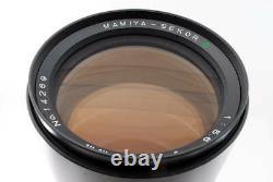Mamiya Sekor-C 500Mm F5.6 Medium Format Lens Telephoto Single-Focus For Cameras
