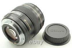 N. MINT Canon EF 85mm F/ 1.8 USM Prime Telephoto Single Focus Lens From JAPAN