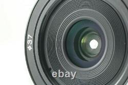 N. Mint +++ Olympus M. Zuiko Digital 17mm f/2.8 Single focus Lens Silver Japan