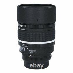NIKON AF105mm F2D DC single focus lens