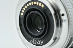 Near mintOlympus M. Zuiko DIGITAL 17mm F/2.8 Single focus pancake Lens withcaps