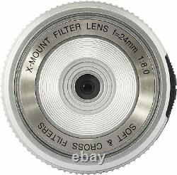 New FUJIFILM filter lens XM-FL X mount filter Lens