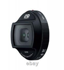 New Panasonic Micro 4/3 for12.5mmF12single focus lens 3D-capableG H-FT012 JAPAN