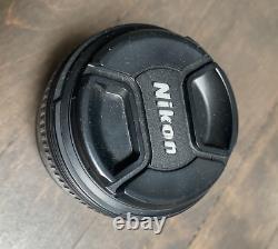 Nikon 372523 Af-S Nikkor 50Mm 1 1.4G Standard Medium Telephoto Single Focus Lens