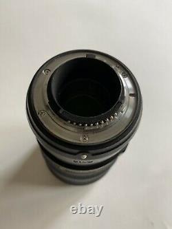 Nikon AF-S NIKKOR 300mm f/4E PF ED VR Single Focus Lens Black