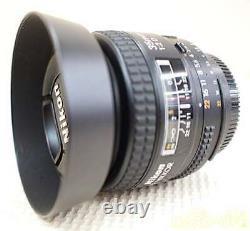 Nikon Af Nikkor 35mm f/2 D Wide Angle Single Focus Lens ship from Japan