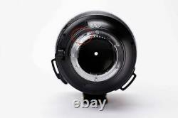 Nikon Single Focus Lens AF-S NIKKOR 200mm f/2G ED VR II