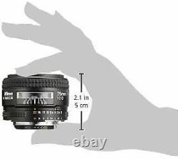 Nikon Single focus lens Ai AF Nikkor 35mm f / 2D full size compatible