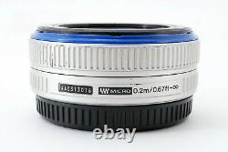 Olympus M. Zuiko DIGITAL 17mm f/2.8 Single Focus Pancake Exce++ Free Shipping