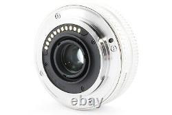 Olympus M. Zuiko DIGITAL 17mm f/2.8 single focus pancake lens withbox Japan Exc+++