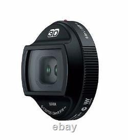 Panasonic LUMIX Lens 3D 12.5mm F12 Single-Focus Micro Four Thirds GH-FT012 JAPAN