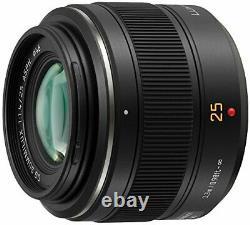 Panasonic single-focus lens Micro Four Thirds for Leica DG SUMMILUX 25mm / F1.4