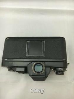 Popularity Nikon F3 Black Body Nikkor 28 F2.8 Single-Focus Lens Film Camera