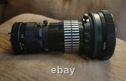 Proskar 16 2x anamorphic lens SLR Magic Rangefinder, REDSTAN clamps Single focus