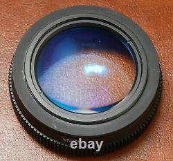 RED Isco Ultra star Anamorphic 2x Cinemascope lens + SLR MAGIC SINGLE FOCUS