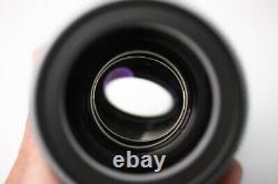 SANKOR 16C + Single Focus Adapter anamorphic lens